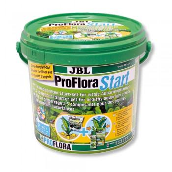 JBL ProfloraStartSet 80 3-х компонентный для аквариумов до 80 л Грунт питательный