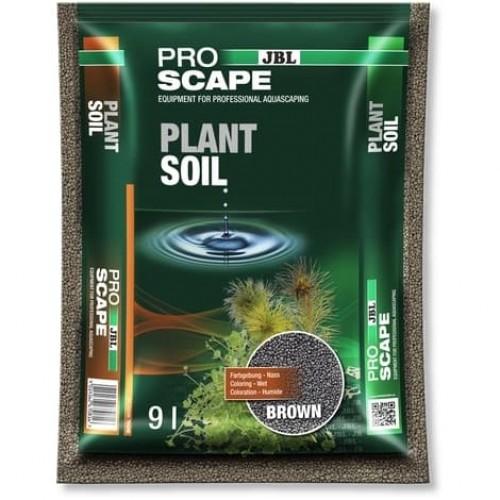 JBL ProScape PlantSoil BROWN для растительных аквариумов, коричневый, 9 л