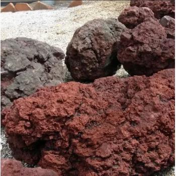 Вулканическая Лавовая крошка 20-30 см.