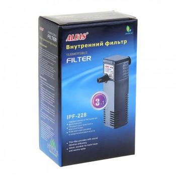 ALEAS Внутренний фильтр 220 л/ч, 4w