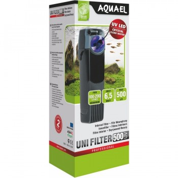 AQUAEL UNIFILTER  500 UV POWER Фильтр внутренний (100-200 л)