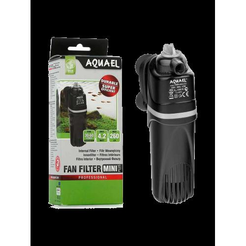 AQUAEL FAN-mini plus до 60л Фильтр внутренний