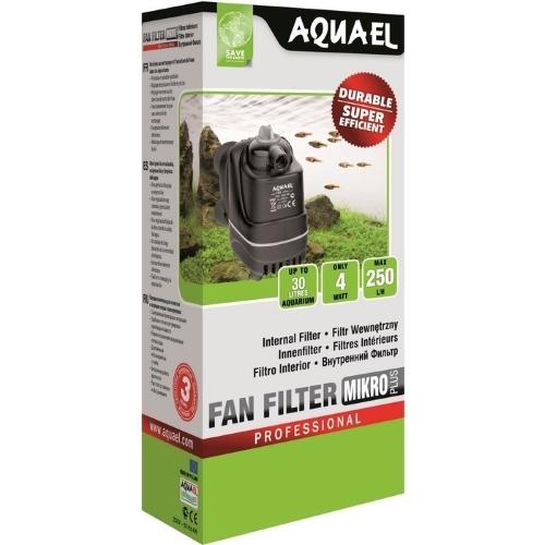 AQUAEL FAN-micro plus до 30л Фильтр внутренний