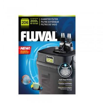 Fluval 207 Внешний фильтр 780 л/час