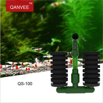 QANVEE QS-100 Фильтр аэрлифтный на присоске