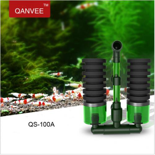 QANVEE QS-100A Фильтр аэрлифтный на присоске