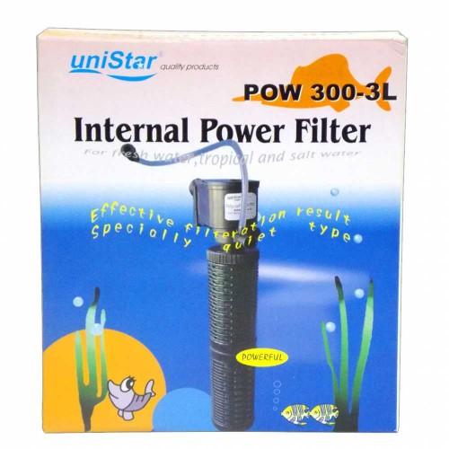 RESUN Внутренний фильтр  POW 300-3L 1400л/ч; 18w; 200-300л; h=1,5m