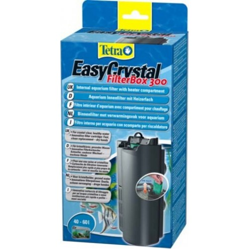 TETRA EasyCrystal FilterBox 300 для аквариума 50-60л 300л/ч
