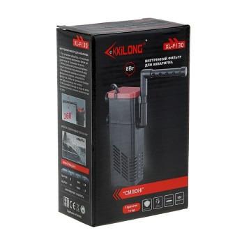 Xilong внутренний фильтр XL-F130 8Вт, 800л/ч, h=0,8м.