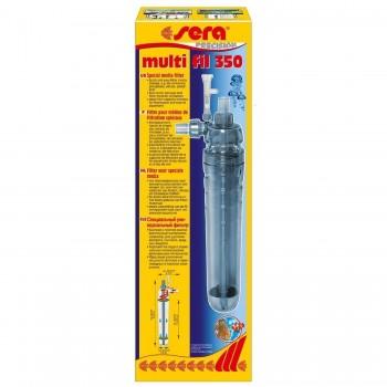 Sera multi fil 350 - дополнительный фильтр, присоединяется к внешним фильтрам или помпам.