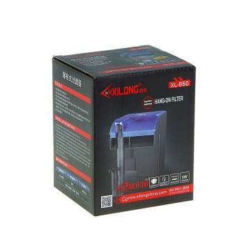 Фильтр рюкзачный Xilong XL-860 5Вт, 450л/ч