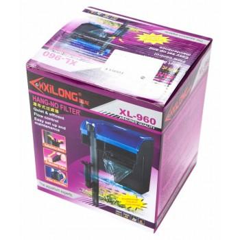 Фильтр рюкзачный Xilong XL-960 8Вт, 650л/ч