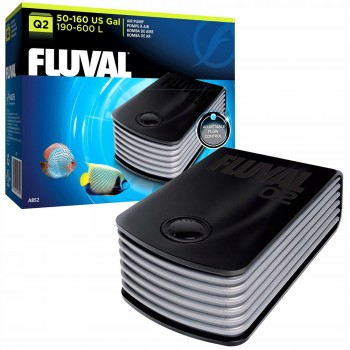 Fluval Q2 Компрессор для аквариумов