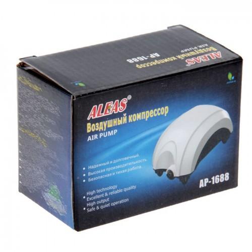 ALEAS Компрессор одноканальный mini 1.6 л/м