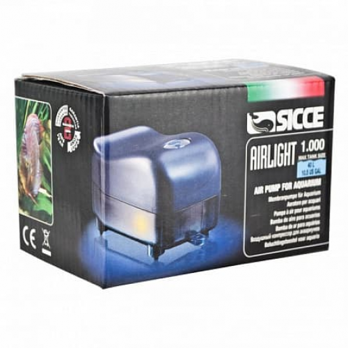 Sicce Airlight 1000 – воздушный компрессор