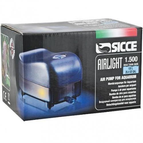 Sicce Airlight 1500 – воздушный компрессор