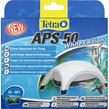 Tetra  АРS  50 белый 50л/ч компрессор.