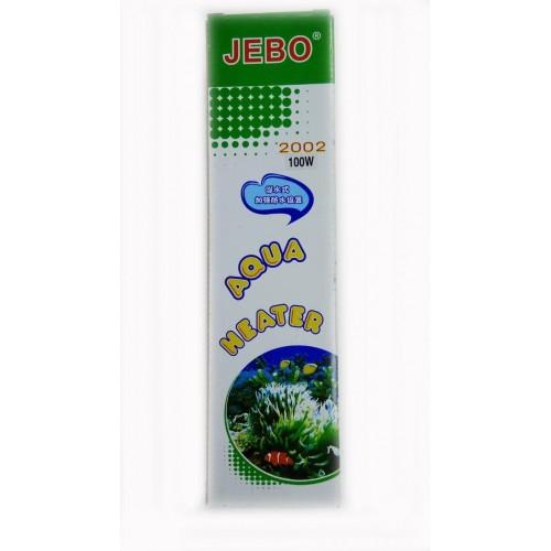 Jebo 2002 100Вт Нагреватель для аквариумов с терморегулятором 100 литров, 280мм, 280мм