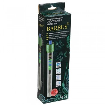Barbus 75 Вт нагреватель для аквариумов до 90 литров