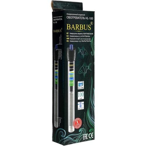 Barbus 100 Вт нагреватель для аквариумов до 100 литров