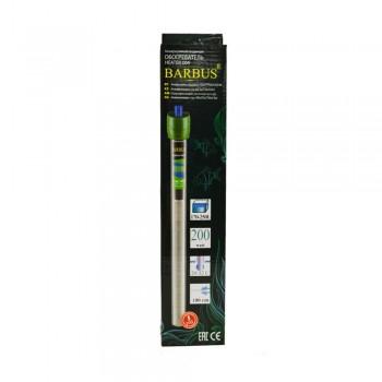 Barbus 200 Вт нагреватель для аквариумов до 250 литров