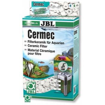 JBL Cermec - Наполнитель для аквариумных фильтров, керамические кольца, 750 г, на 200 л