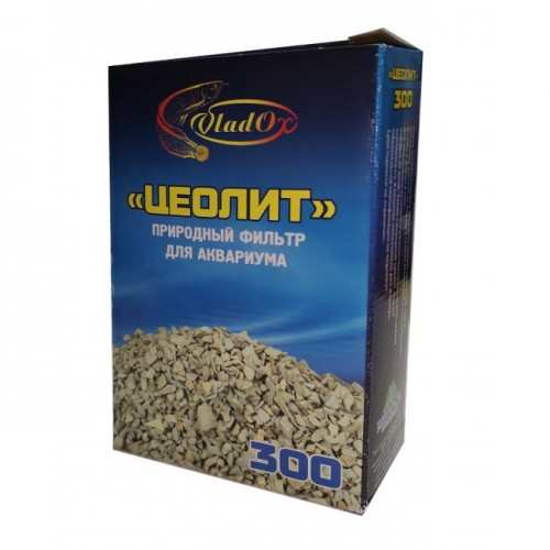 VladOx Цеолит натуральный 300 г
