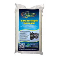 VladOx фильтрующий синтепон 250 г - наполнитель для тонкой очистки для пресноводных и морских аквариумов