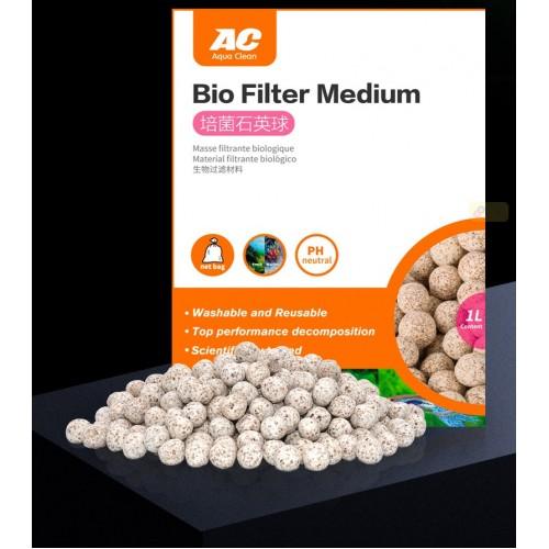 Aqua Clean Bio Filter Medium - керамический наполнитель для фильтров, шар