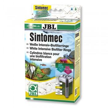 JBL SintoMec - Наполнитель для биофильтрации, кольца из спеченного стекла, 450 г на 200 л