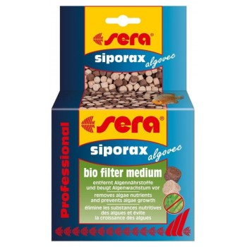 Sera siporax algovec Professional 210 г (~ 0,5 л) - специальный наполнитель для подавления роста водорослей