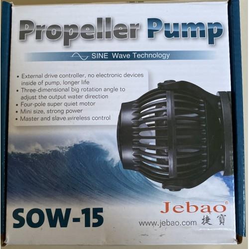 Jebao SOW-15 помпа течения