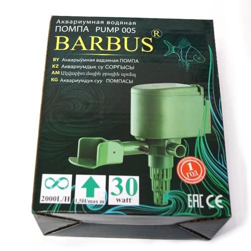 Barbus PUMP 005 2000 л/час - помпа для перемешивания воды
