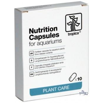 Tropica Nutrition Capsules, удобрение в капсулах