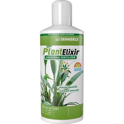 Dennerle Plant Elixir 250 мл - Универсальное удобрение для всех аквариумных растений