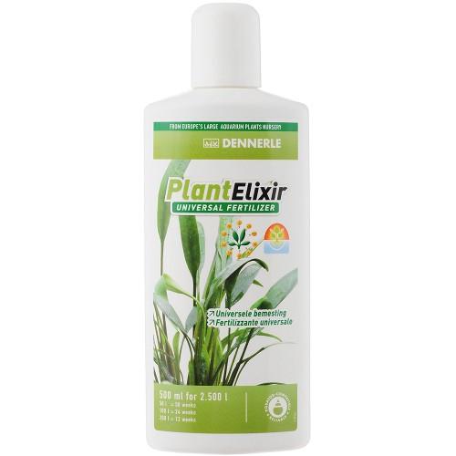 Dennerle Plant Elixir 500 мл - Универсальное удобрение для всех аквариумных растений