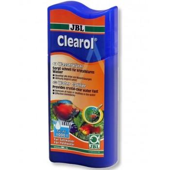 JBL Clearol - Кондиционер для устранения помутнения воды в пресноводном аквариуме 250 мл, на 1000 л воды