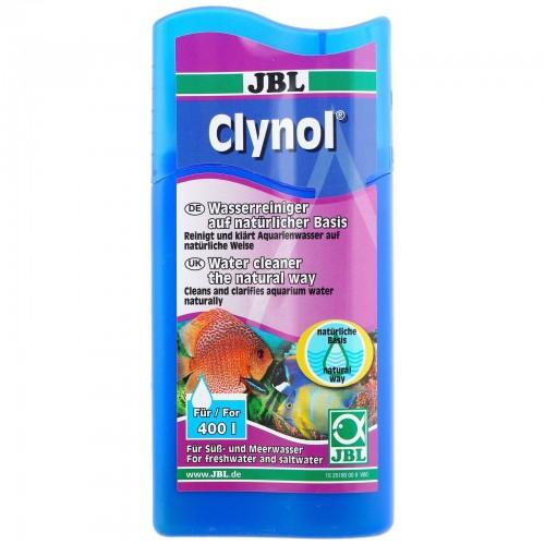 JBL Clynol - Кондиционер для очистки пресной и морской аквариумной воды, 100 мл, на 400 л