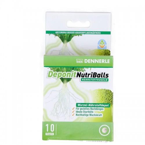 Dennerle Deponit NutriBalls, корневое удобрение в форме шариков