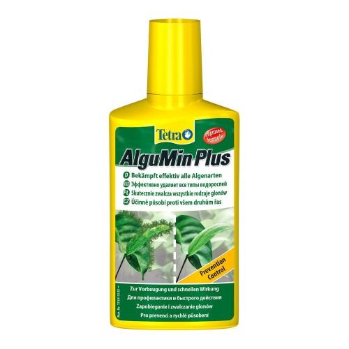 Tetra AlguMin Средство против водорослей 500мл на 1000л