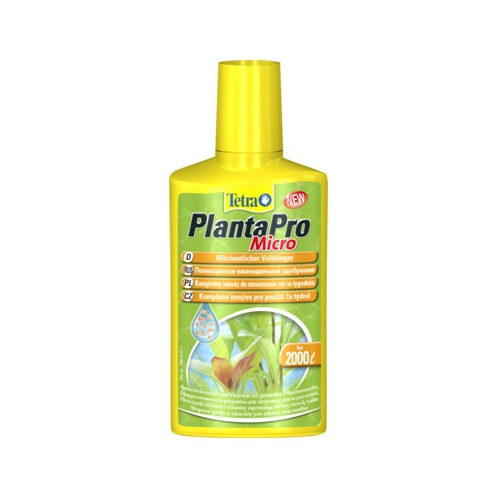 Tetra PlantaPro Micro 250мл Удобрение для аквариумных растений