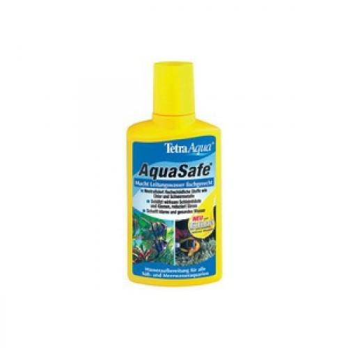 Tetra AquaSafe Кондиционер для подготовки воды 250мл 500л