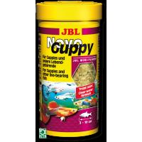 JBL NovoGuppy - Основной корм для гуппи и других живородящих, 100 мл.